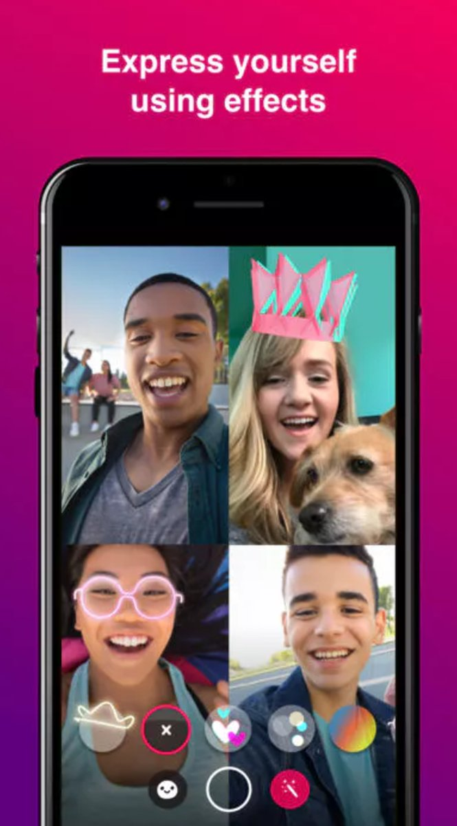 Bonfire, A New Group Video Chat App By Facebook, Silently