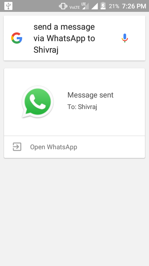 Whatsapp Tricks With Google And Google Assistanthide Online