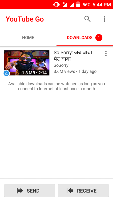 Fix-YouTube Offline Videos Expired,Automatically Download Again