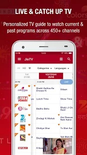 Top Best Live TV Apps That Streams Popular Channels Of India