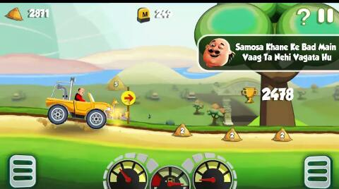 Motu Patlu King Of Hill Climb Speed Racing Games Released By Nazara