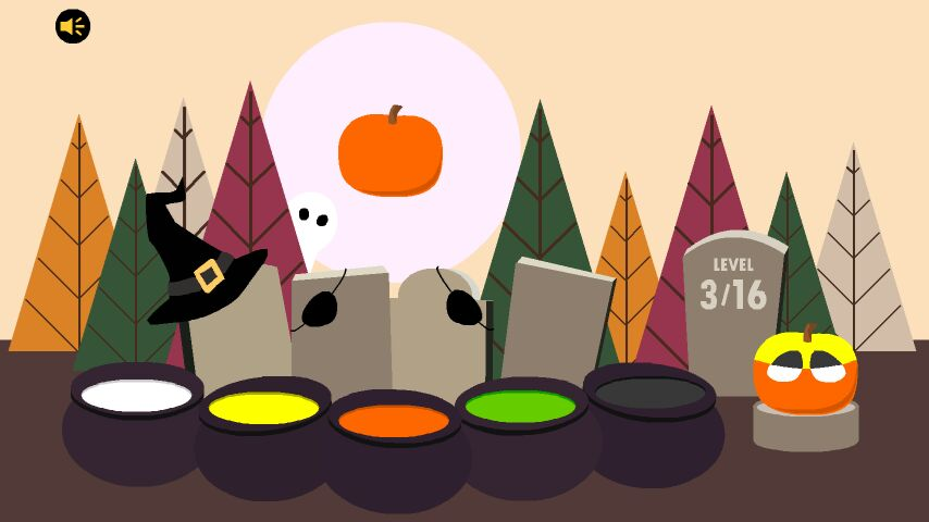 Factory Balls Christmas.Boo A Factory Ball Halloween A New Mini Puzzle Game For