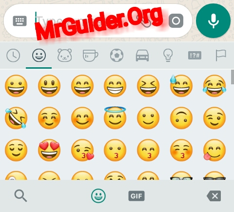 WhatsApp Now Has Its Own Emojis-New Emojis - MrGuider