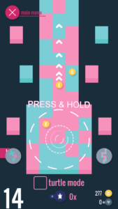 finger road new android game