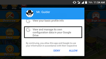 How To Delete Saved Game Data From Google Play Games App - MrGuider