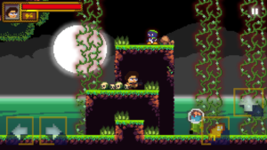Get Her Back: A Journey To The Creature Island Is A New Tiny 8-Bit Platformer Shooting Game