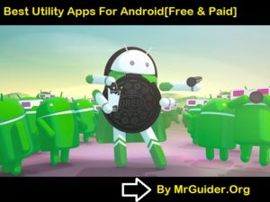Best Utility Apps For Android