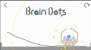 Brain Dots walktough solutions android game video text pictures how to clear puzzle game