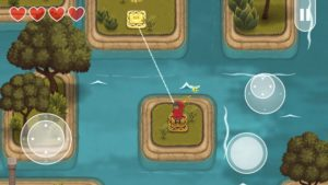legend of the skyfish new android game