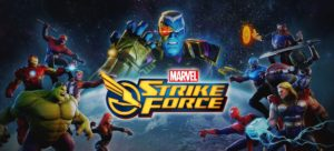 marvel strike force new android game release date download
