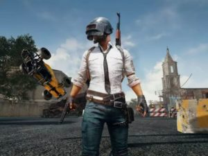 PUBG ANDROID NEW ANDROID GAME 2017 TENCENT PLAYERUNKNOWN'SBATTLEGROUNDS