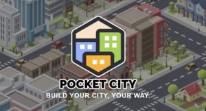 pocket city new city building android game simulation 2017-2018