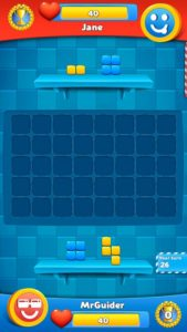 quadris duels puzzle game