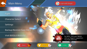the final power level new android game like dragon ball z