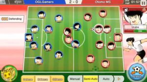 captain tsubasa new android game football