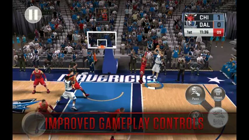 NBA 2K18 Is Now Out For Android