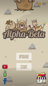 alpha beta new android game december 2017