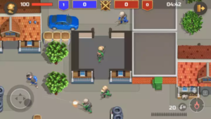 Max Shooting Is A New Cross-Platform Multiplayer Shooting Game For Android