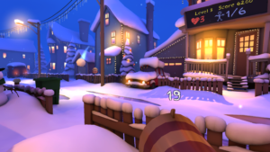 Merry Snowballs Is A New Christmas, Winter Themed Based Android Game