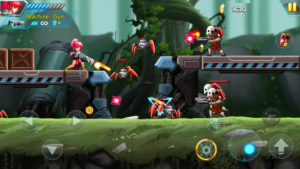 Metal Wings: Elite Force Is A New 2D Side Scrolling Shooting Game For Android