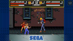 Streets Of Rage Classic Is Now On Android