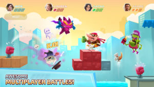 super jump league new android game by miniclips