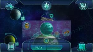 Wardog Shooter: Space Attack Android