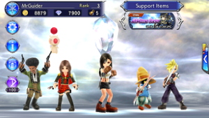 dissidia final fantasy opera omnia game guide