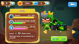 Cats5, A New Kart Racing Game For Android