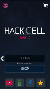 hackcell by 111% guide cheats tips