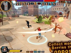 one piece bounty rush android play store