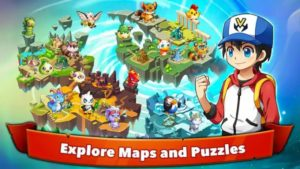 games like pokemon 3d for android