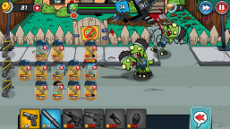 SWAT and Zombies 2 game