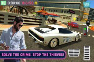 Detective Driver Miami Files