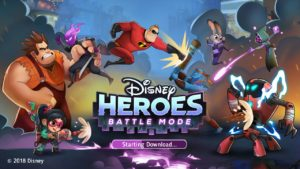 Disney Heroes Battle Mode Unlock Characters