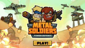 Metal Soldiers TD