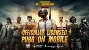 PUBG mobile english