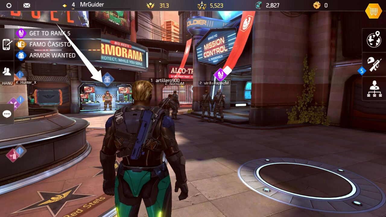 Shadowgun Legends Guide Tips Cheats