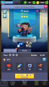 TapTap Heroes Guide, Cheats, Tips, And Strategy To Get 5