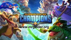 dungeon hunter champions reroll guide