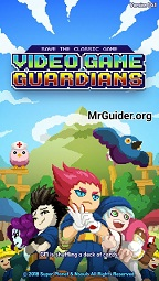 Videogame Guardians