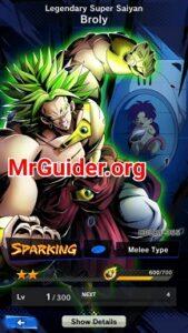 Dragon Ball Legends Updates