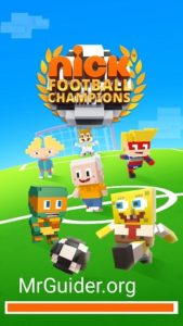 Nick Football Champions