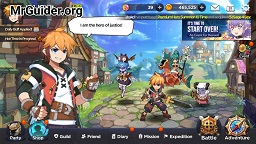 GrandChase Guide, Tips, Cheats & Strategy To Master The Game