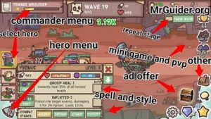 Idle Hero Defense Guide, Tips, Cheats & Strategy - MrGuider