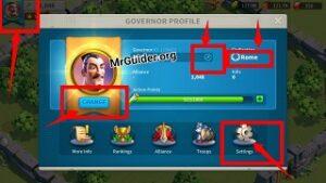 Rise Of Civilizations Account Management