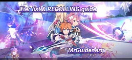 GrandChase Tier List And Rerolling Guide - Best Heroes In