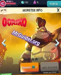 I Am Monster Idle Destruction