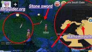 Ragnarok M Eternal Love Stone Sword Quest