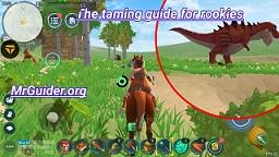 Utopia: Origin Tame Horse